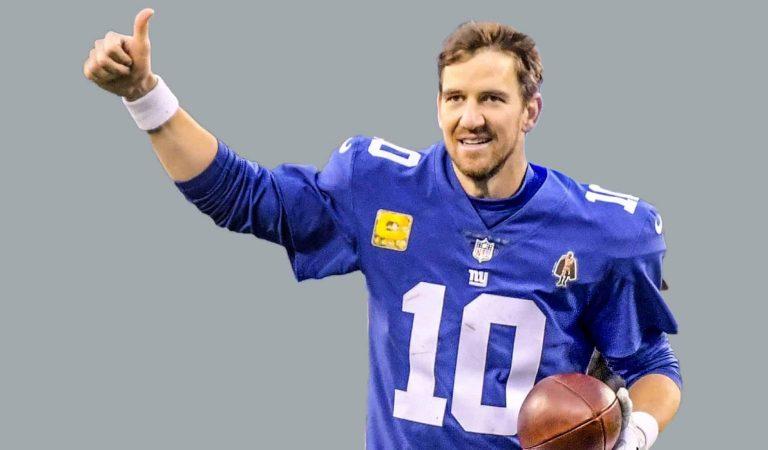 Eli Manning Retires from New York Giant