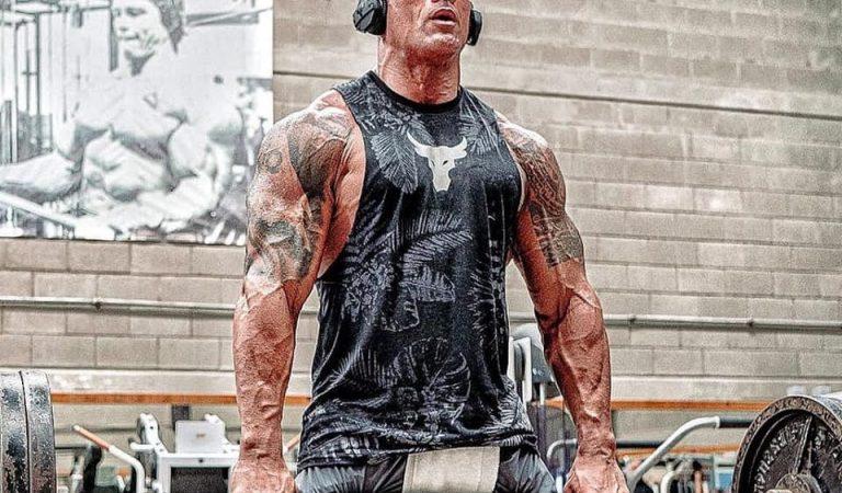 The Journey of Dwayne Douglas Johnson to wrestler 'The Rock' & the Hollywood Superstar