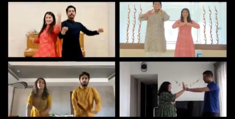 Corona Sangeet Video