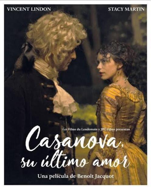Casanova, su último amor Filtrado por Majortorrent