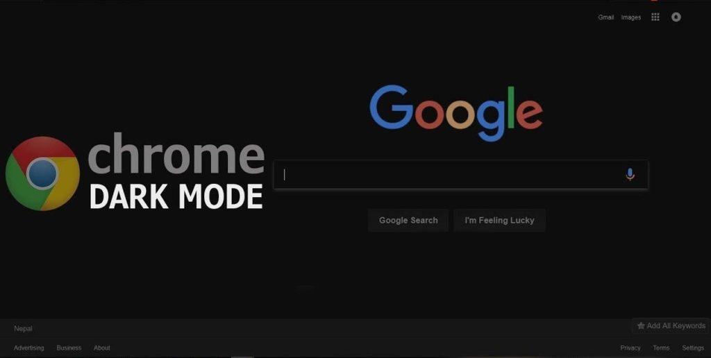 How to use Chrome Dark Mode