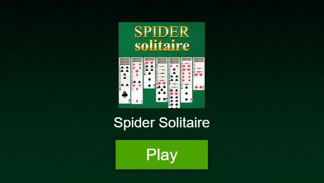 Juega Spider Solitaire Online