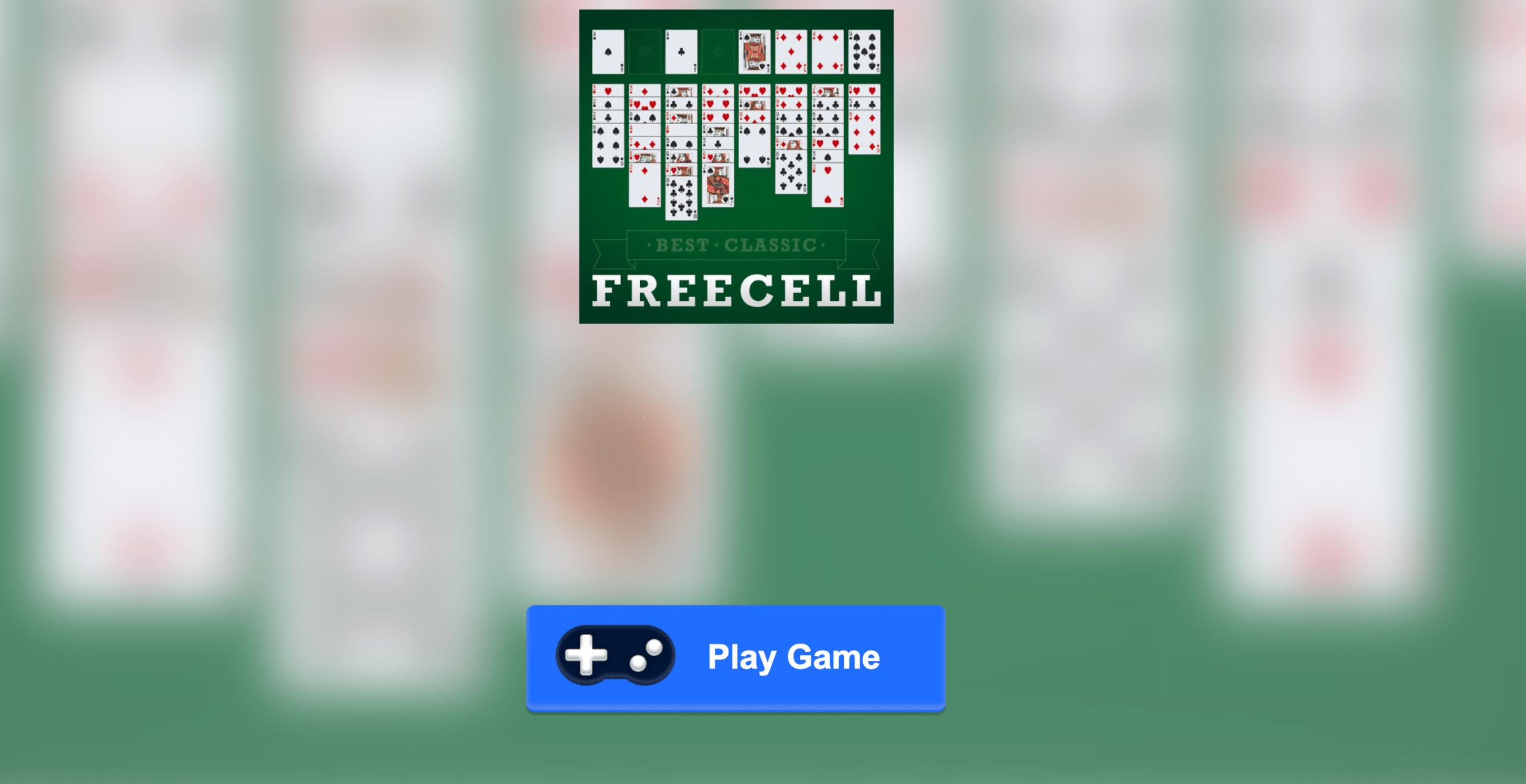 Play Freecell Solitaire Online