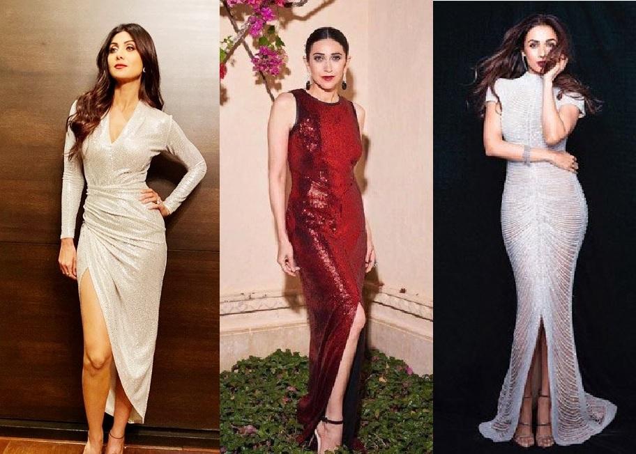Malaika Arora, Shilpa Shetty Or Karishma Kapoor, Hot photos