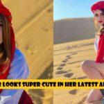 Avneet Kaur looks super cute in her latest Arabic attire