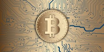 What are Bitcoins stored