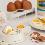 œuf parfaitement bouilli