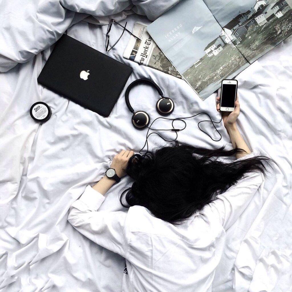 apagar el estrés solo escucha música para dormir