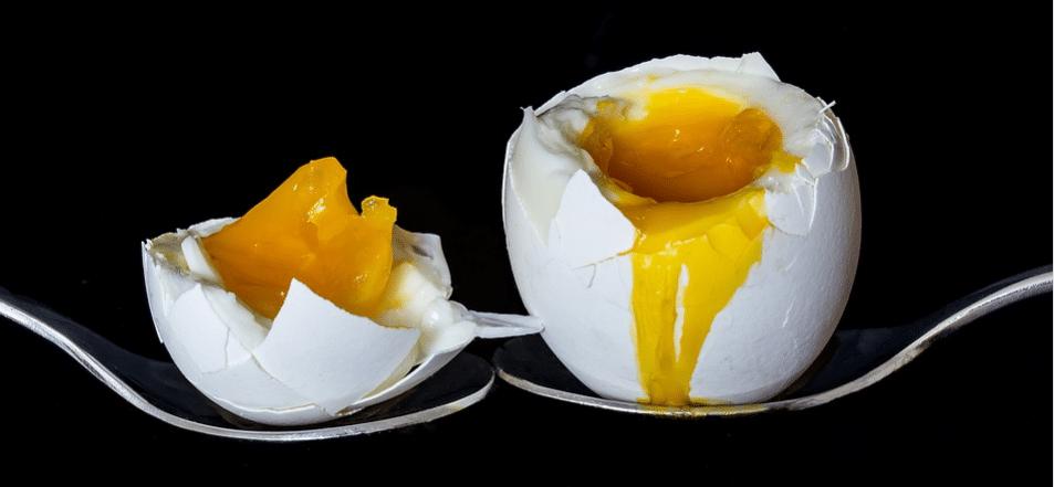 Yumurta sarısı çıtçıtlı