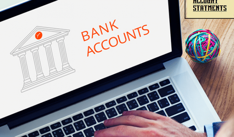 How Long Do You Have To Keep Bank Account Statements?