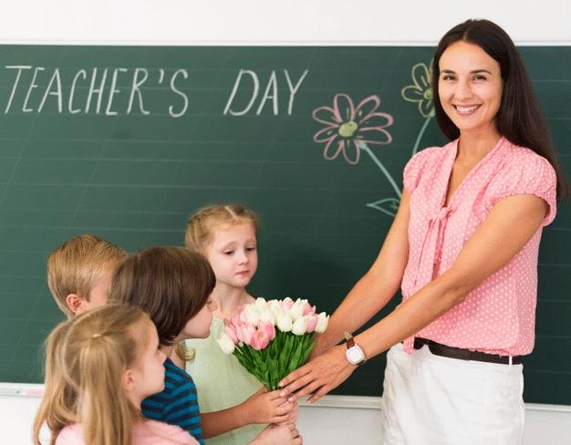 ¿cómo celebrar el día del docente?