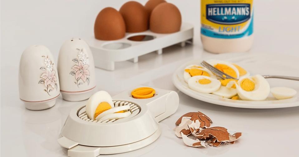 Sert haşlama yumurtası