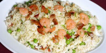 white rice reduce fat