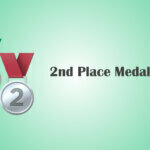 2nd Place Medal Emoji