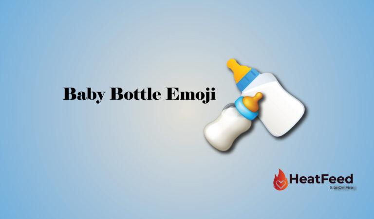 🍼Baby Bottle Emoji