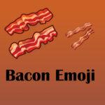 bacon emoji