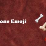 bone emoji
