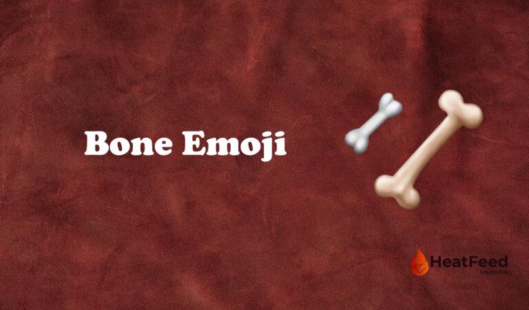 🦴Bone Emoji