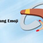 Boomerang Emoji