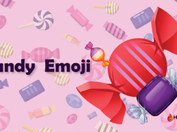 candy emoji