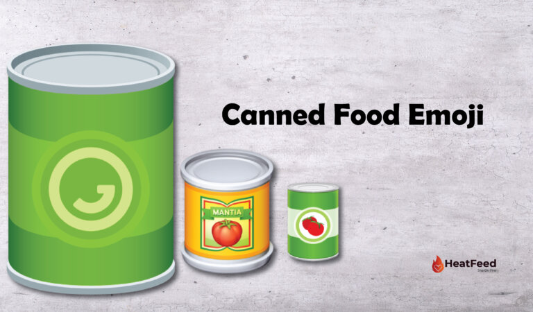 🥫 Canned Food Emoji