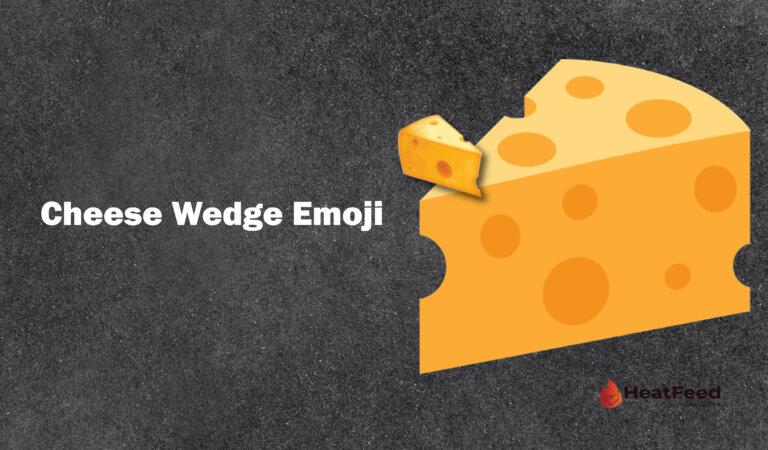 🧀 Cheese Wedge Emoji