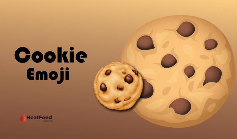 🍪 Cookie Emoji