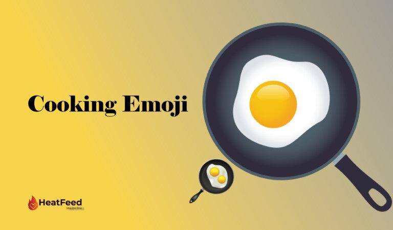 🍳 Cooking Emoji
