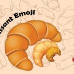 croissant emoji
