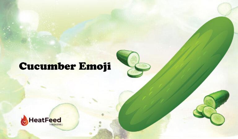 🥒Cucumber Emoji