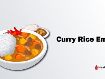 curry rice emoji