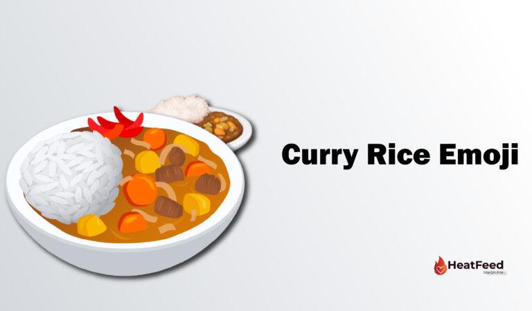 🍛 Curry Rice Emoji