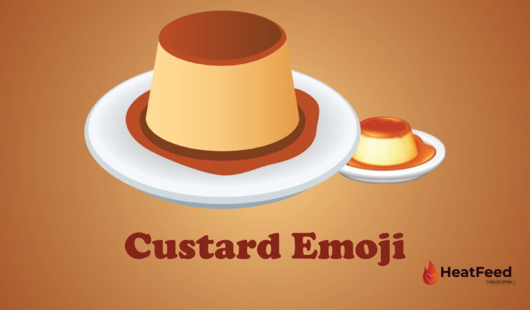 🍮 Custard Emoji