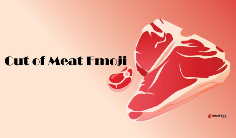 🥩 Cut Of Meat Emoji