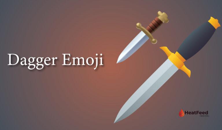 🗡️Dagger Emoji