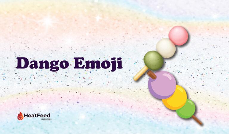 🍡 Dango Emoji