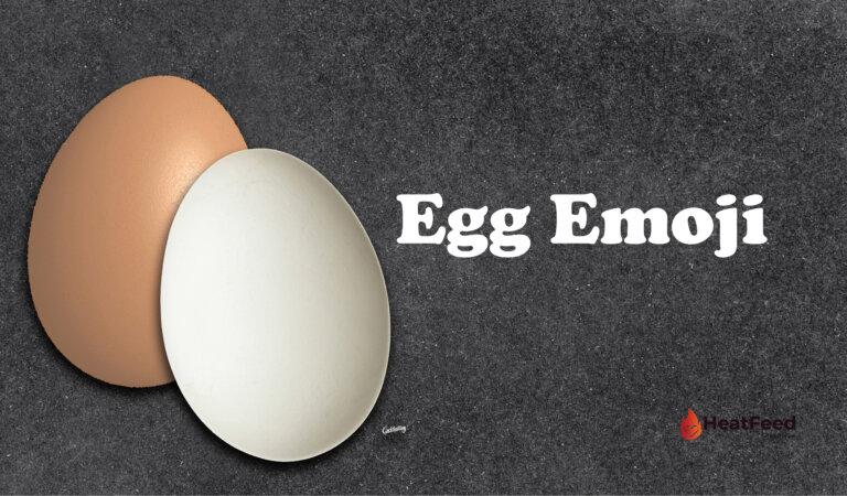 🥚 Egg Emoji