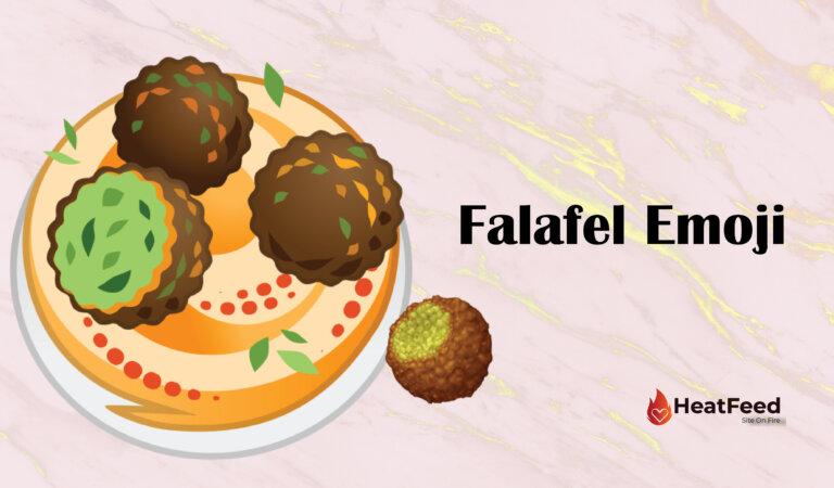 🧆 Falafel Emoji