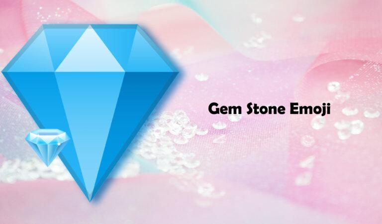 💎 Gem Stone Emoji