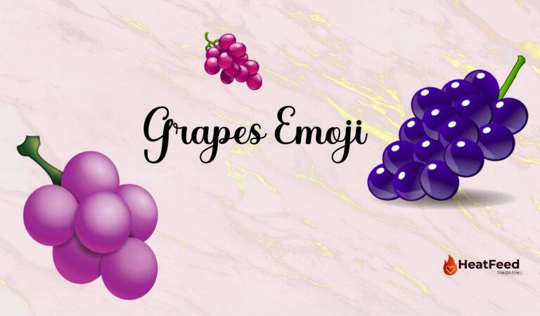 🍇Grapes Emoji