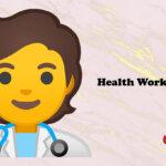 Health Worker Emoji