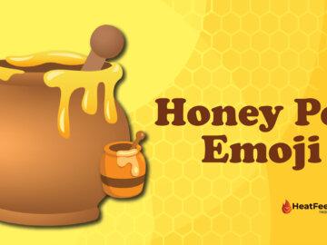 honey pot emoji