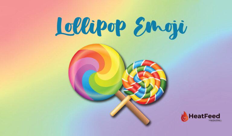 🍭 Lollipop Emoji
