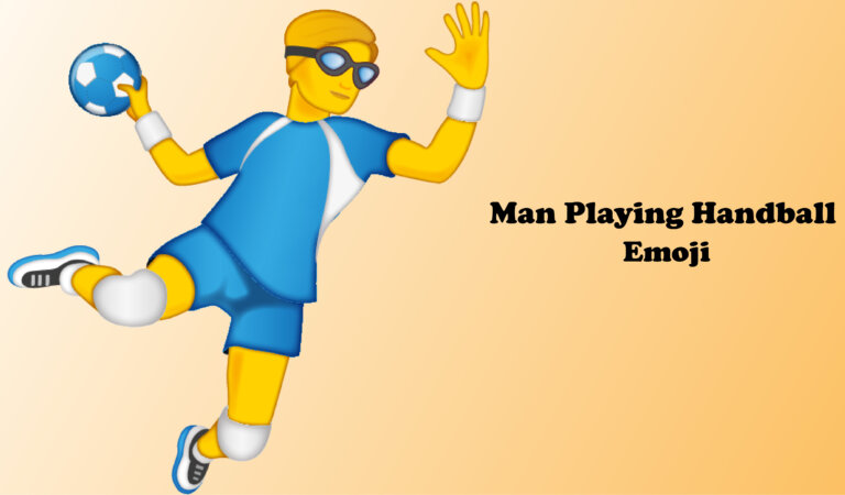 🤾♂️ Man Playing Handball Emoji