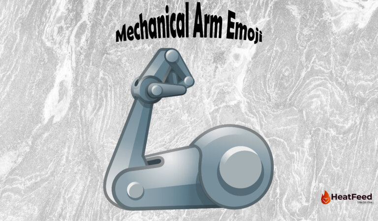 🦾Mechanical Arm Emoji