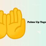 palms up together emoji