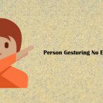 Person Gesturing Emoji