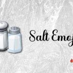 salt emoji