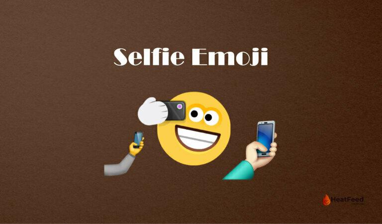 🤳Selfie Emoji
