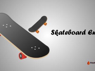 Skateboard Emoji